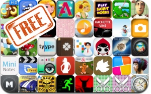 iPhone and iPad Apps Gone Free - October 17