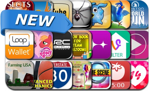 Newly Released iPhone & iPad Apps - February 6, 2014