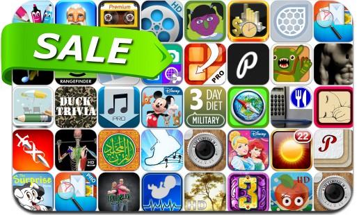 iPhone & iPad App Price Drops - July 8