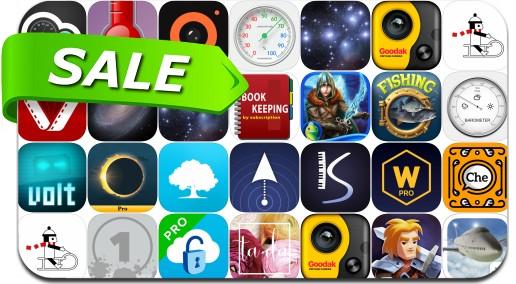 iPhone & iPad App Price Drops - January 14, 2019