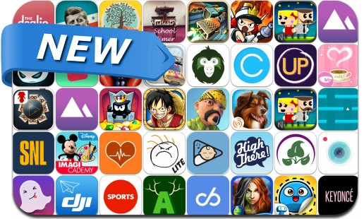 Newly Released iPhone & iPad Apps - February 13, 2015