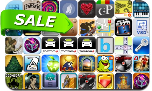 iPhone & iPad App Price Drops - May 16