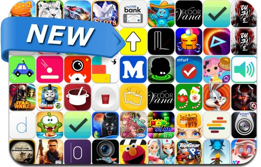 Newly Released iPhone & iPad Apps - December 19, 2014