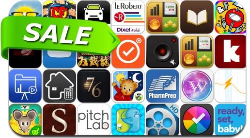 iPhone & iPad App Price Drops - March 16, 2014