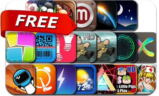 iPhone & iPad Apps Gone Free - July 19, 2014