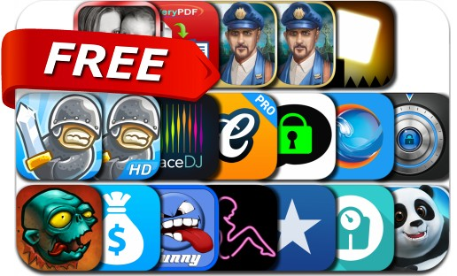 iPhone & iPad Apps Gone Free - September 9, 2015