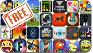 iPhone and iPad Apps Gone Free - October 30