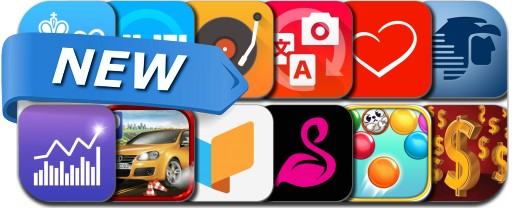 Newly Released iPhone & iPad Apps - July 21, 2014