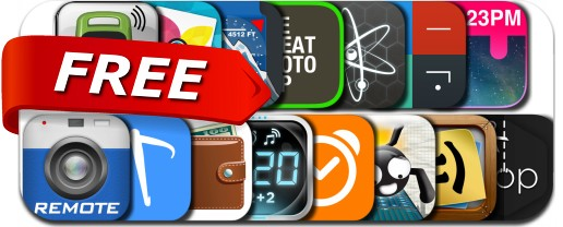 iPhone & iPad Apps Gone Free - October 28, 2015