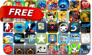 iPhone & iPad Apps Gone Free - January 31