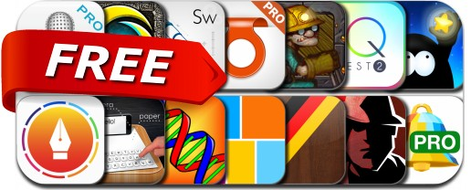 iPhone & iPad Apps Gone Free - August 19, 2014