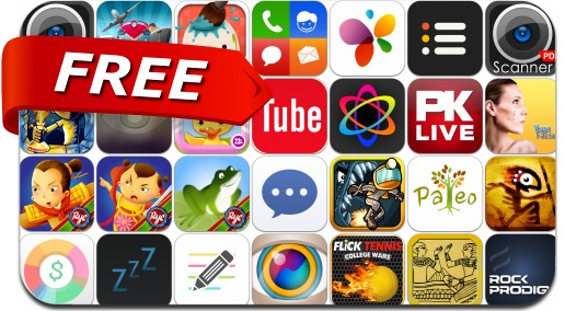 iPhone & iPad Apps Gone Free - May 28, 2014