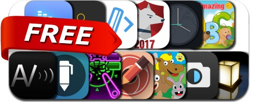 iPhone & iPad Apps Gone Free - May 5, 2017