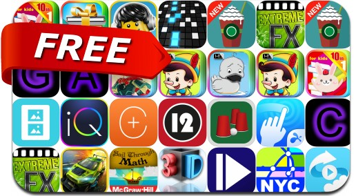 iPhone & iPad Apps Gone Free - September 1, 2015