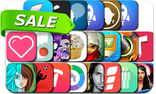 iPhone & iPad App Price Drops - July 20, 2016