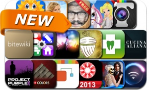 Newly Released iPhone and iPad Apps - January 1