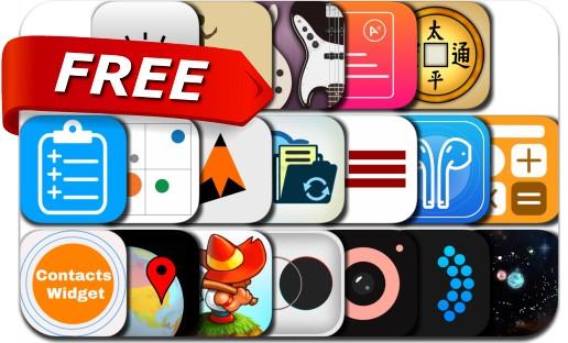iPhone & iPad Apps Gone Free - February 15, 2021