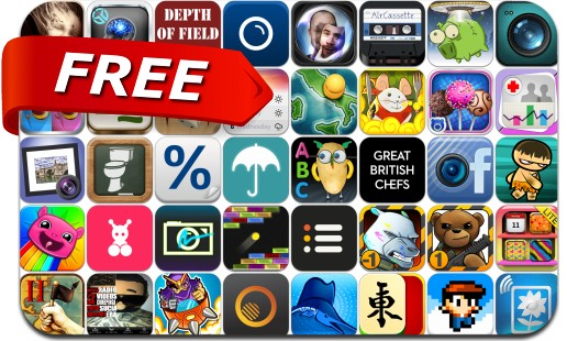 iPhone & iPad Apps Gone Free - October 4