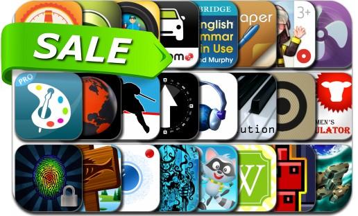 iPhone & iPad App Price Drops - September 28, 2014