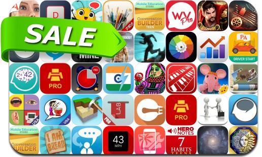 iPhone & iPad App Price Drops - November 12, 2015