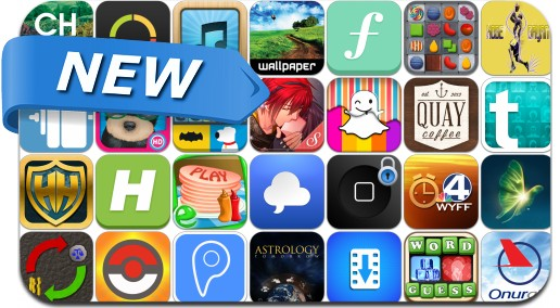 Newly Released iPhone & iPad Apps - July 24