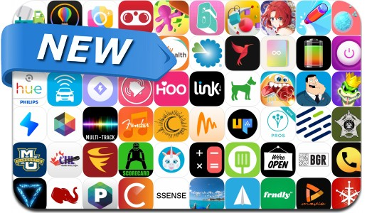 Newly Released iPhone & iPad Apps - October 24, 2019