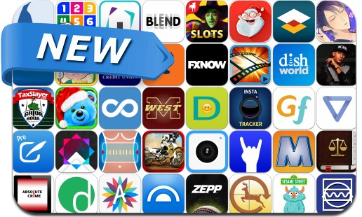 Newly Released iPhone & iPad Apps - December 11