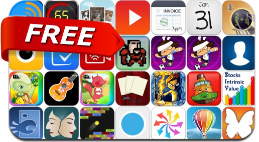iPhone & iPad Apps Gone Free - March 7, 2014