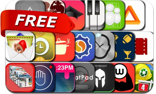 iPhone & iPad Apps Gone Free - September 4, 2017