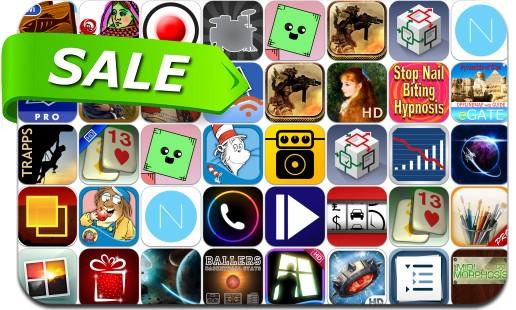 iPhone & iPad App Price Drops - September 23, 2014