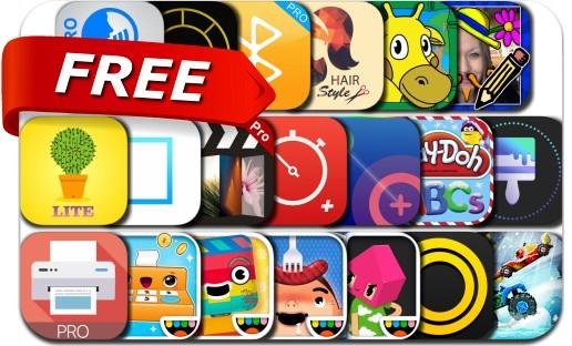 iPhone & iPad Apps Gone Free - February 4, 2016