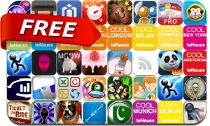 iPhone & iPad Apps Gone Free - February 3