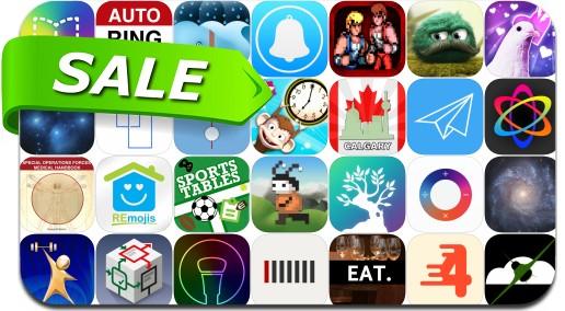 iPhone & iPad App Price Drops - September 18, 2016