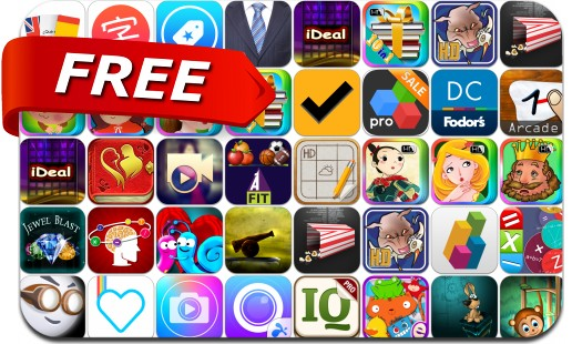 iPhone & iPad Apps Gone Free - June 18, 2014