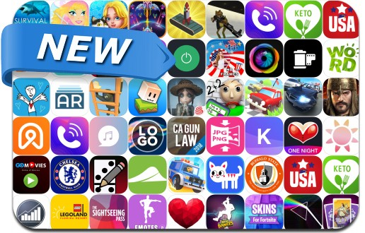 Newly Released iPhone & iPad Apps - July 6, 2018