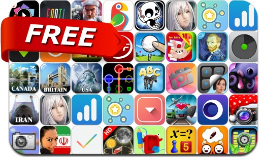 iPhone & iPad Apps Gone Free - December 17, 2014