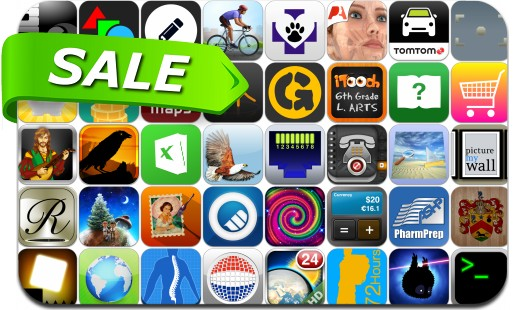 iPhone & iPad App Price Drops - April 6, 2014