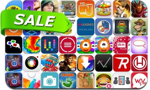 iPhone & iPad App Price Drops - February 13, 2015