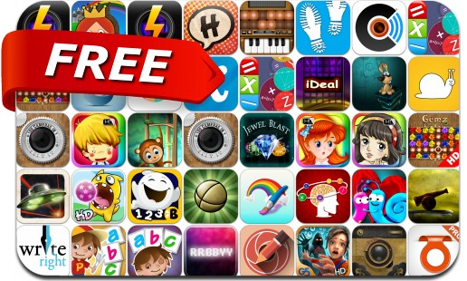 iPhone & iPad Apps Gone Free - September 1, 2014