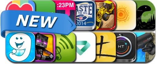 Newly Released iPhone & iPad Apps - January 6