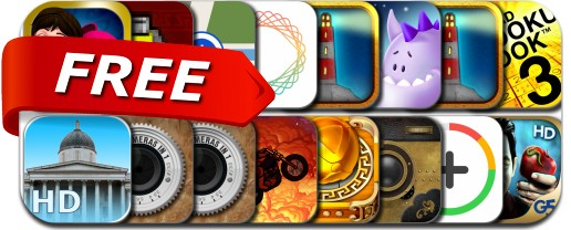 iPhone & iPad Apps Gone Free - September 8, 2014