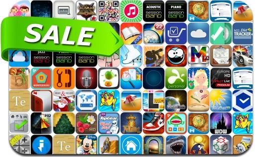 iPhone & iPad App Price Drops - July 28