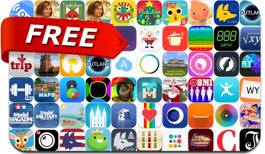 iPhone & iPad Apps Gone Free - August 21, 2017