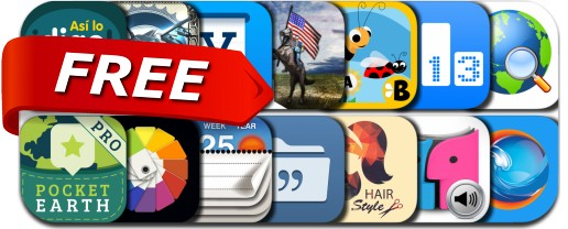 iPhone & iPad Apps Gone Free - January 1, 2016
