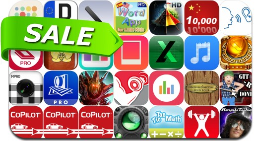 iPhone & iPad App Price Drops - June 30, 2015