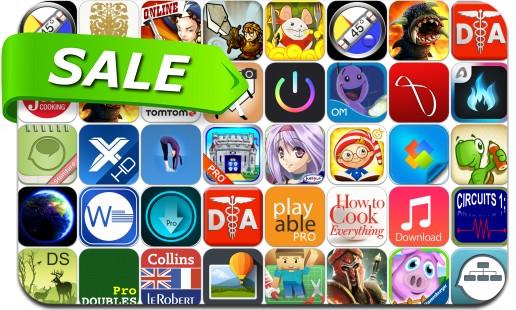 iPhone & iPad App Price Drops - September 13, 2014