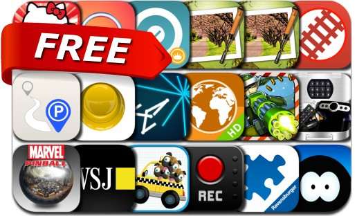 iPhone & iPad Apps Gone Free - December 20, 2016
