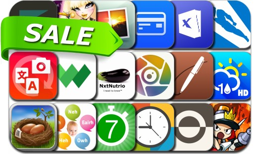 iPhone & iPad App Price Drops - March 12, 2015
