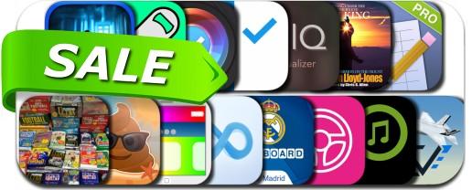 iPhone & iPad App Price Drops - September 17, 2016