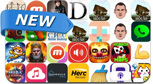 Newly Released iPhone & iPad Apps - July 2, 2016